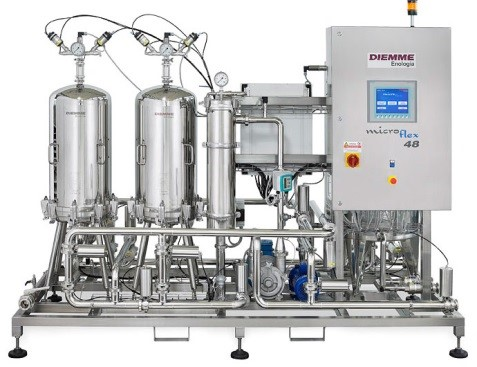 Wine Filtration Wine Industry Services